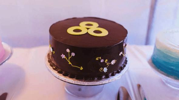 Bonnaroo cake