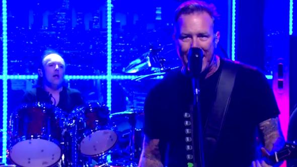 Metallica Craig Ferguson