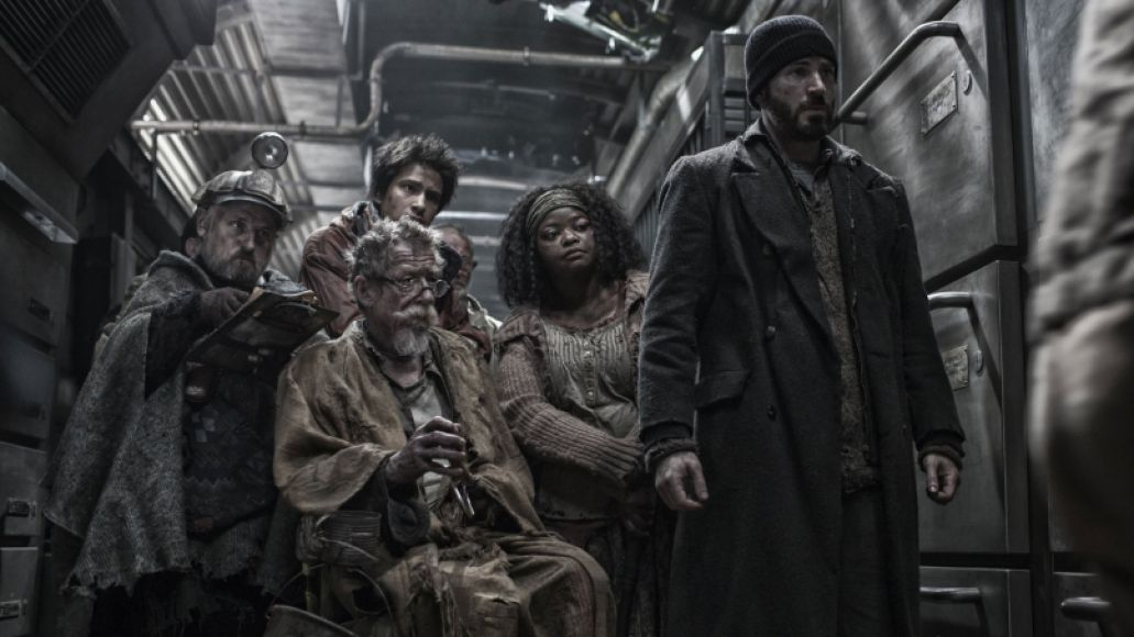 snowpiercer Spend the Weekend with Ice Cube, All the Kings Men, and AOL 3.0