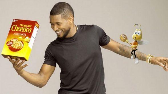 Usher new single - Cheerios - Walmart