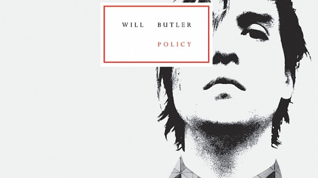 Will Butler - Policy solo album