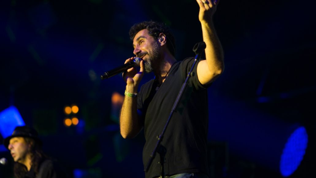 06 system of a down A History of Artists Releasing Two Albums at Once