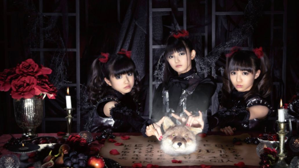 babymetal 2 THE VOID, Vol 4: The Top 10 Metal Albums of 2014 + More