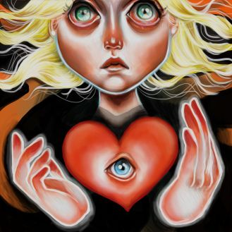 """""""What is This Heart"""" by Kristin Frenzel"""