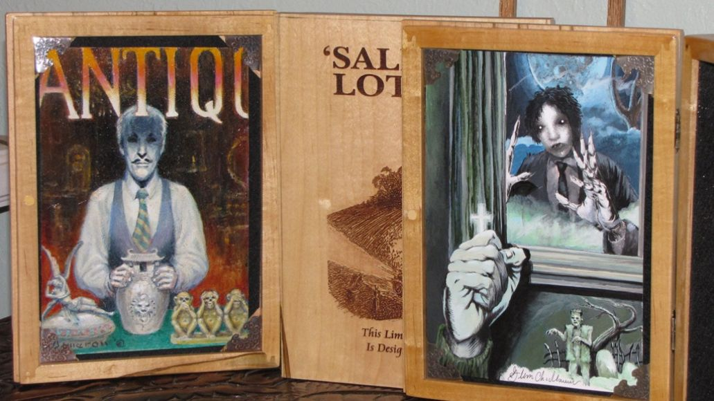 salem lot A Guide to Creating a Stephen King Cinematic Universe