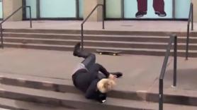 Bieber skateboard