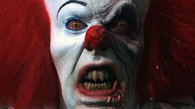 Tim Curry, Pennywise, It, Horror