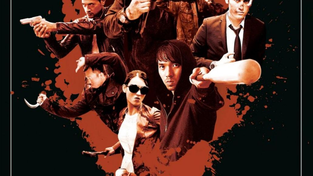 the raid 2 Top 25 Films of 2014