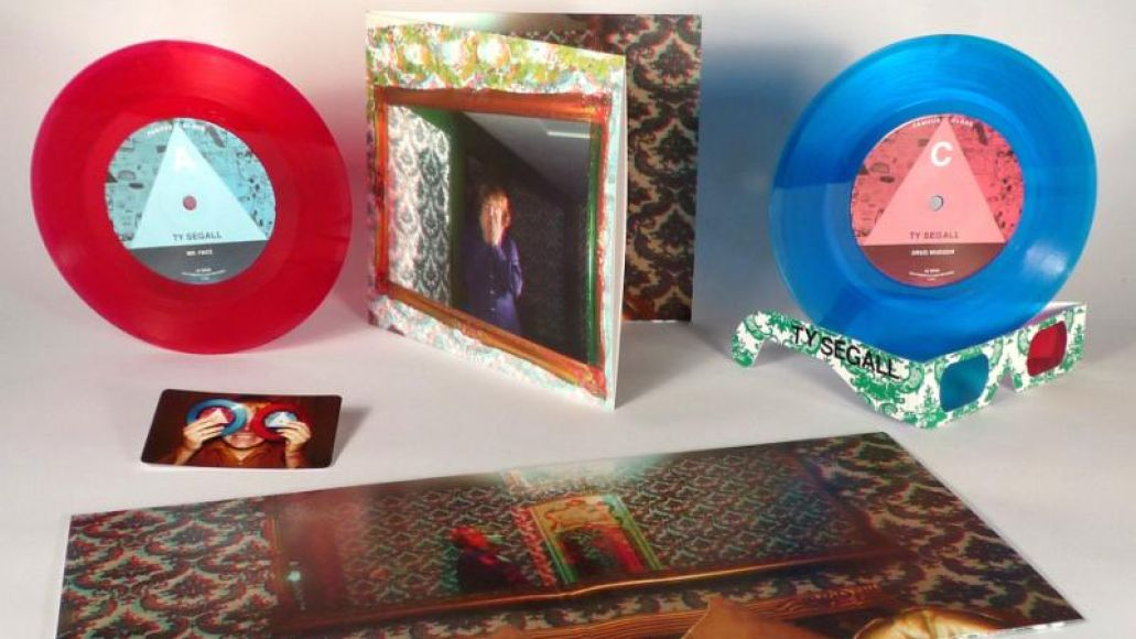 Ty Segall Mr. Face EP