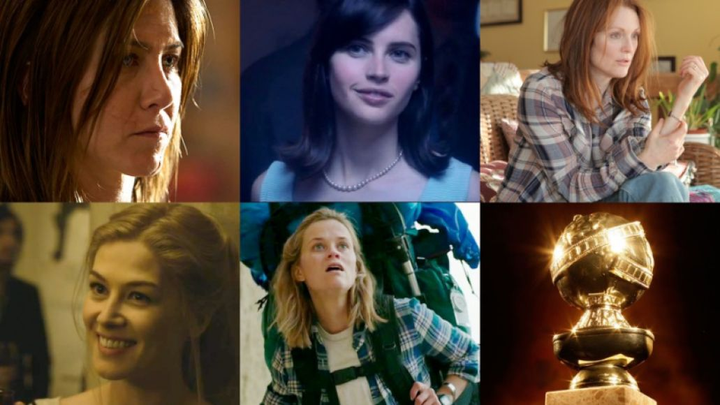 best actress Golden Globes 2015: Who Should Win, Who Will Win