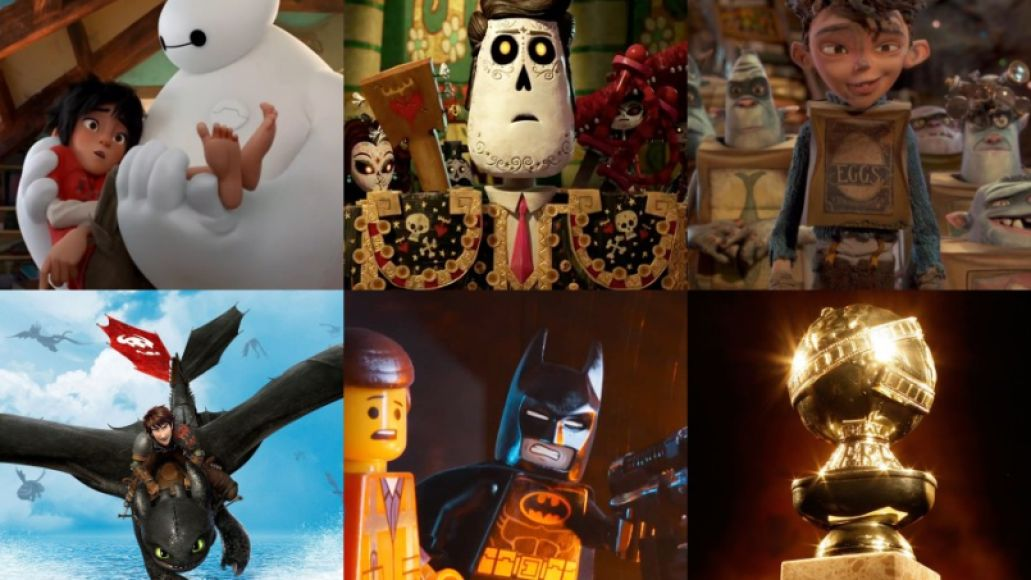 best animated Golden Globes 2015: Who Should Win, Who Will Win