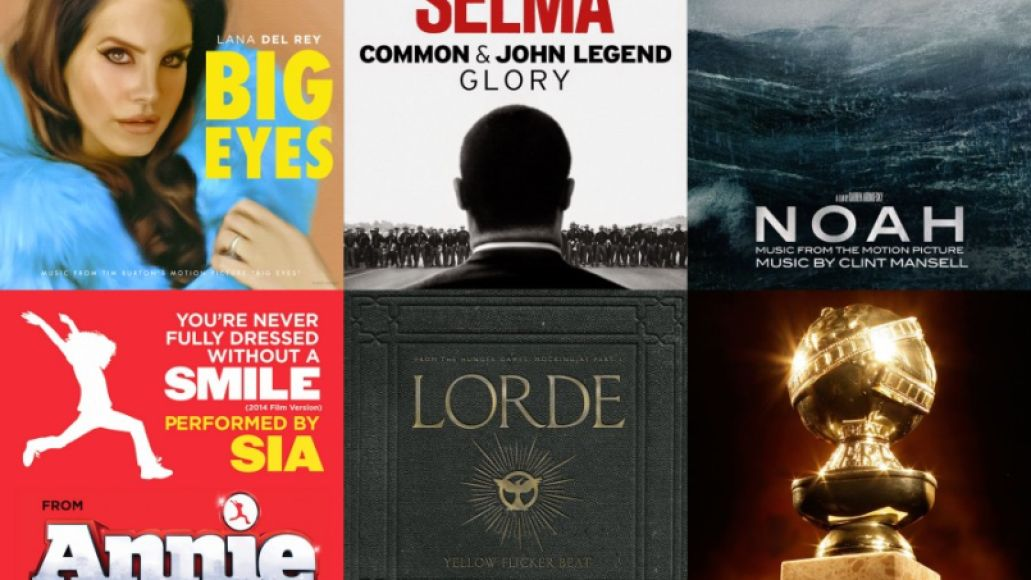 best song Golden Globes 2015: Who Should Win, Who Will Win