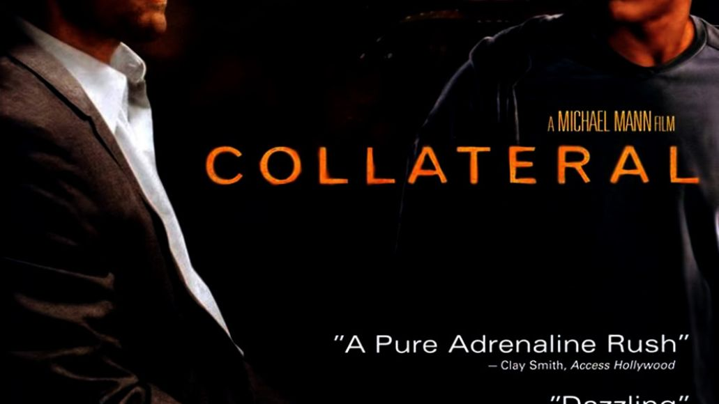 Collateral 2004 poster