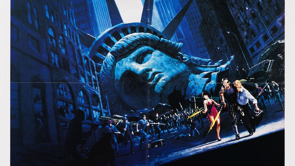 escape from new york poster Ranking John Carpenter: Every Movie from Worst to Best