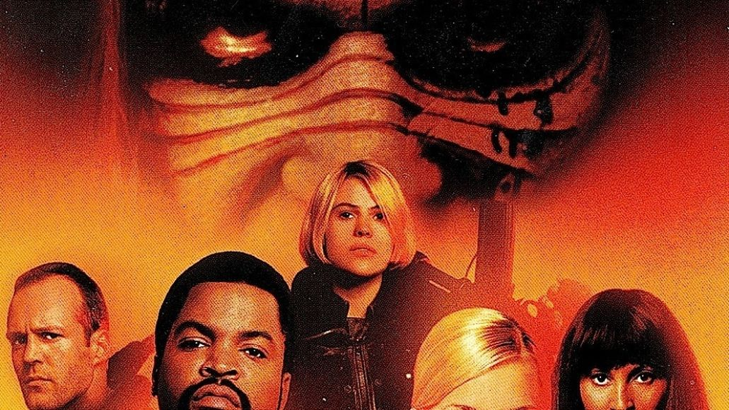 ghosts of mars poster Ranking John Carpenter: Every Movie from Worst to Best