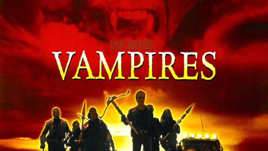 john carpenters vampires Ranking John Carpenter: Every Movie from Worst to Best