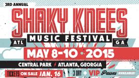 Shaky Knees 2015