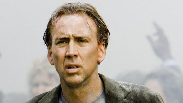 Nicolas Cage funny