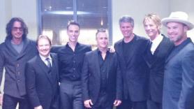 Mad Season reunion