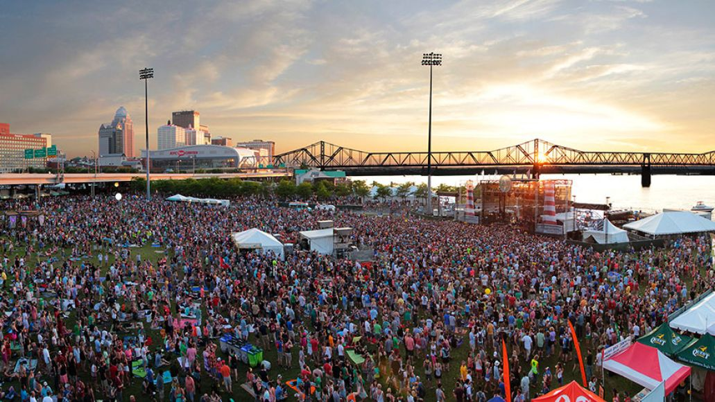 The Forecastle Festival: Getting Real Lucky in Kentucky