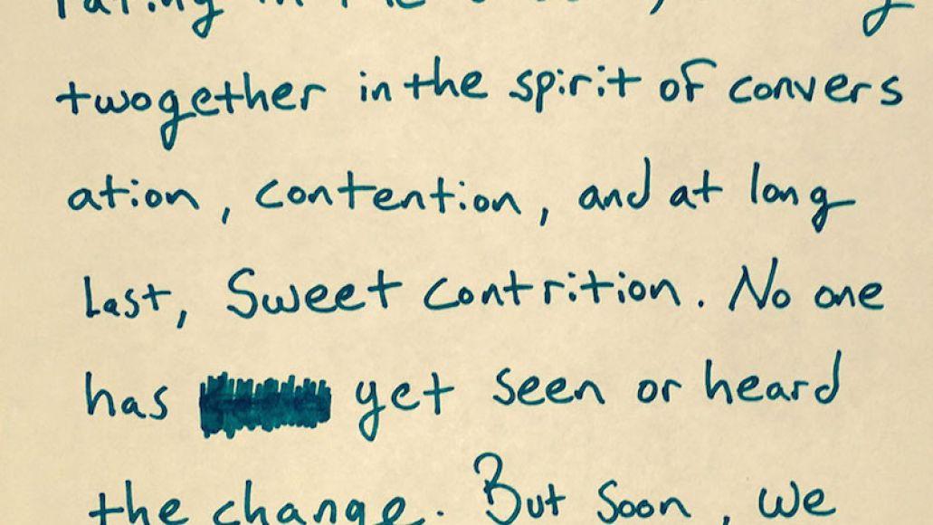 album announcement Brandon Flowers announces new solo album, The Desired Effect