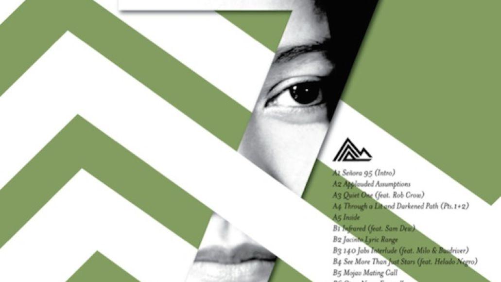 Prefuse 73 - Rivington Não Rio album