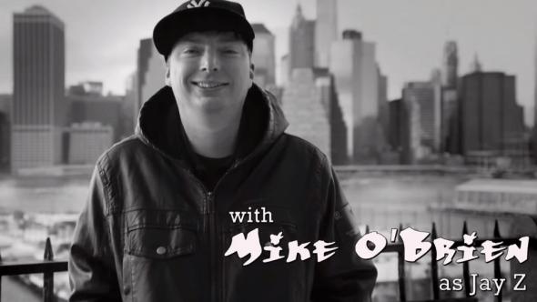 Jay Z Mike O Brien