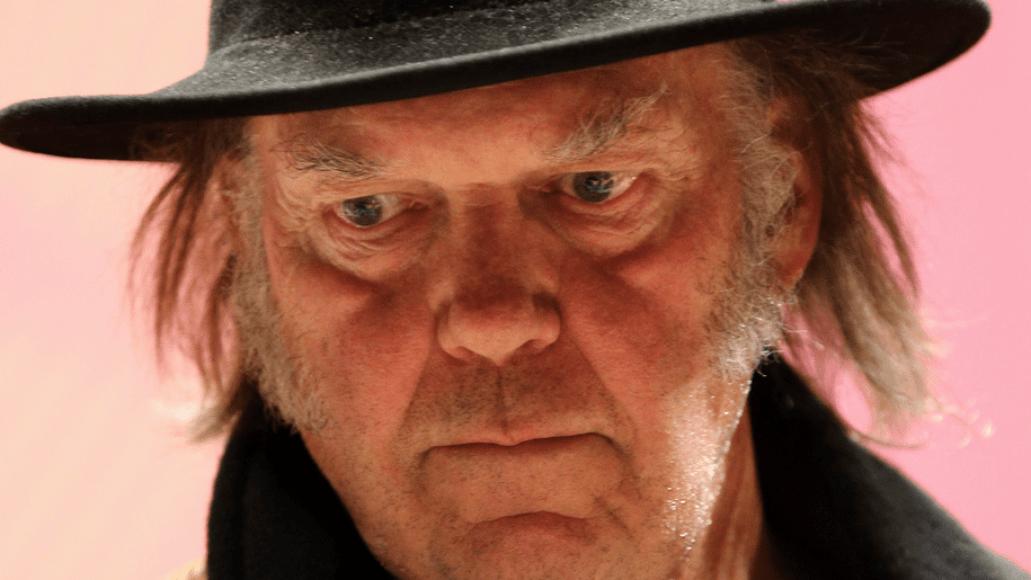 Neil Young vinyl