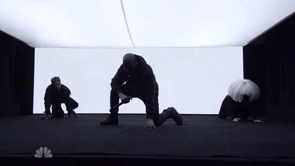 Kanye Rihanna Sia