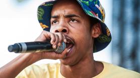 Earl Sweatshirt - 2015 tour