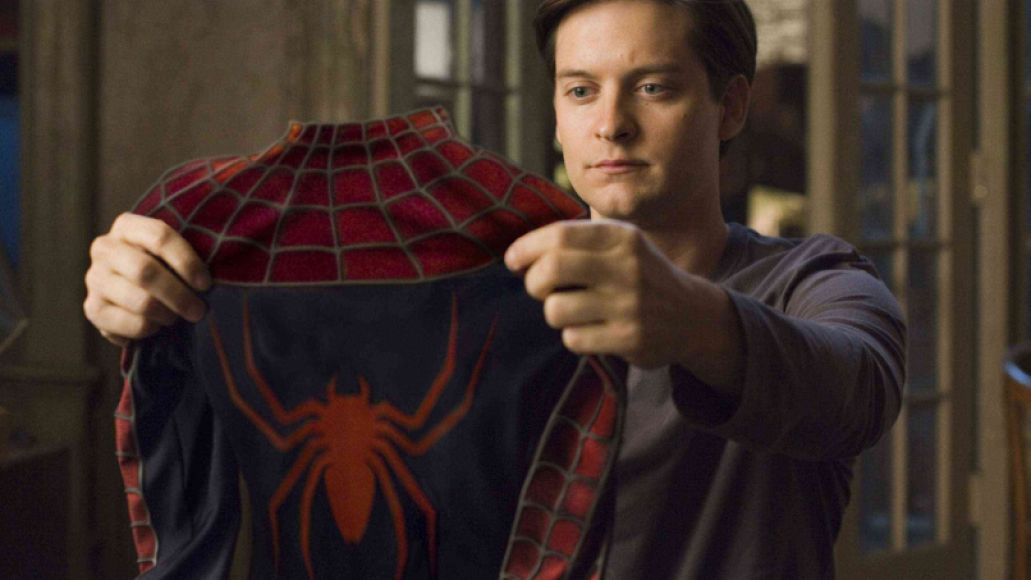 spider man tobey The 100 Greatest Summer Blockbuster Movies of All Time