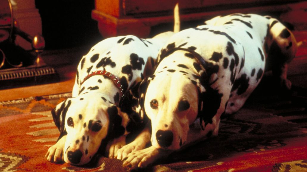 101 dalmations pongo perdita The 101 Greatest Dogs in Film History