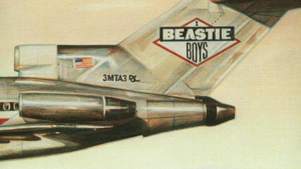 beastie boys licensed to ill goes diamond 670x670 The 50 Albums That Shaped Punk Rock