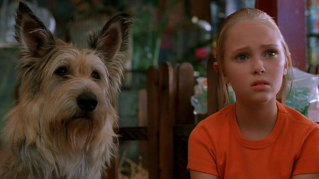 because of winn dixie The 101 Greatest Dogs in Film History