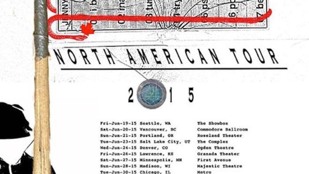 death grips 2015 tour
