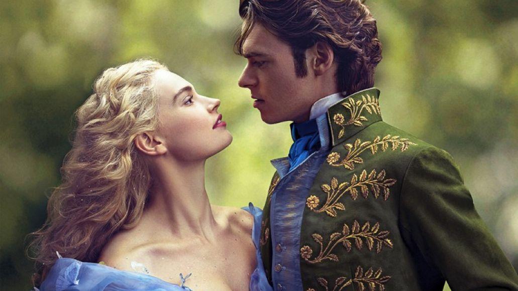 Ella And The Prince In Cinderella Wide 2015 Wallpaper-800x500