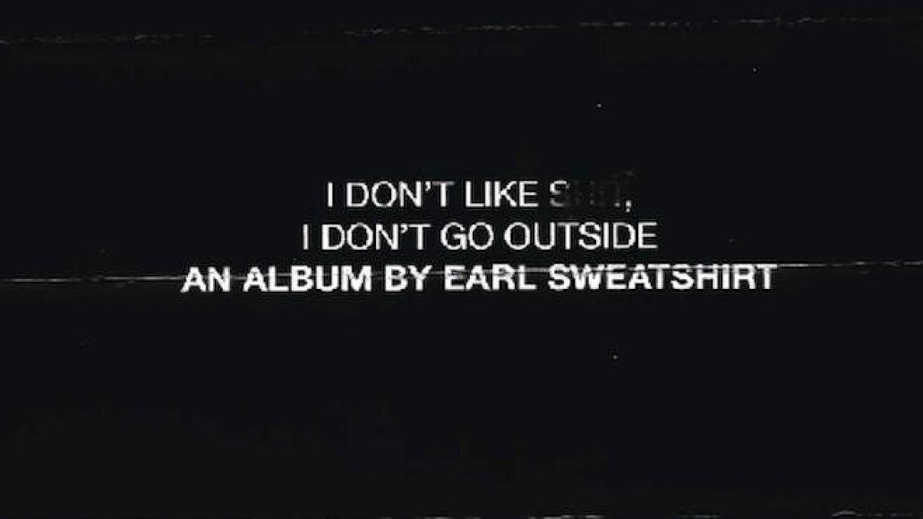 Earl Sweatshirt new album