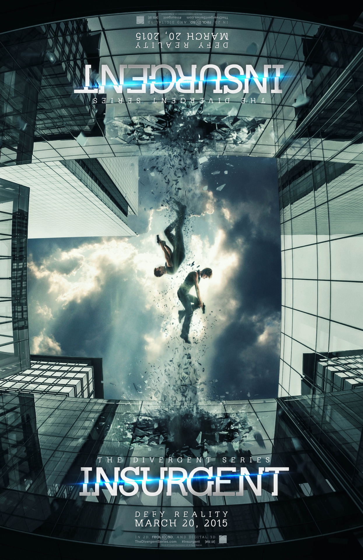 Film Review Insurgent Consequence
