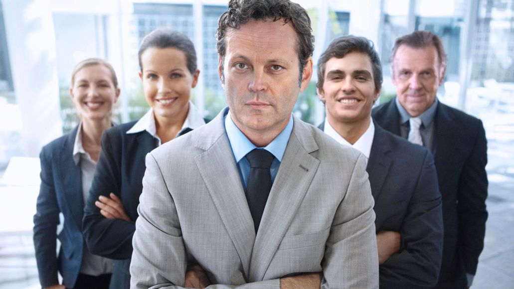Vince Vaughn - stock photo Unfinished Business