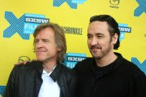 Bill Pohlad and John Cusack // Photo by Heather Kaplan