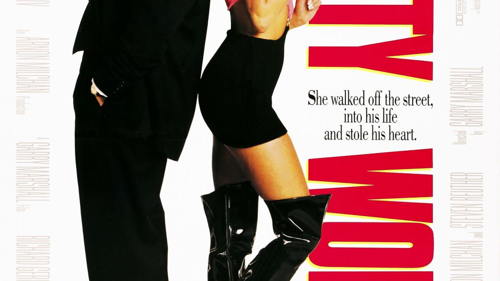 pretty woman 1990 poster Pretty Woman at 25: Hollywoods Cinderella Complex