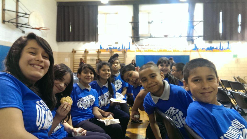 Sawyer Students