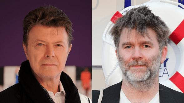 James Murphy David Bowie