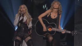 Madonna Taylor Swift