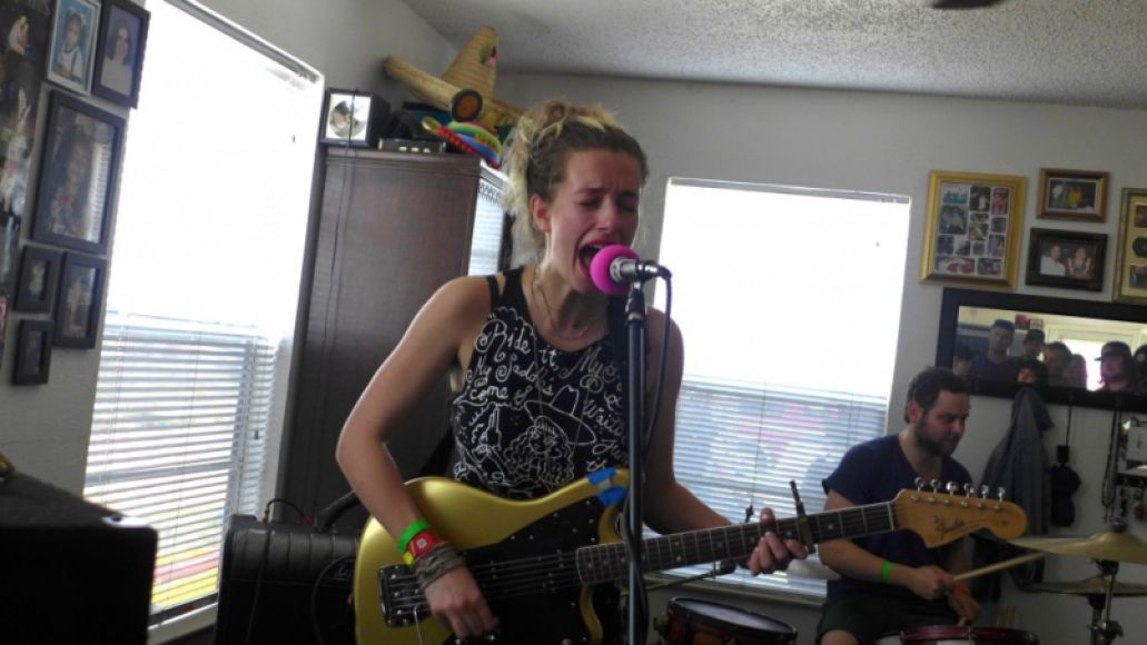 slothrust4 e1426867569349 SXSW 2015 Reviews: Incubus, Natalie Prass, Thee Oh Sees, Viet Cong, and Pharmakon