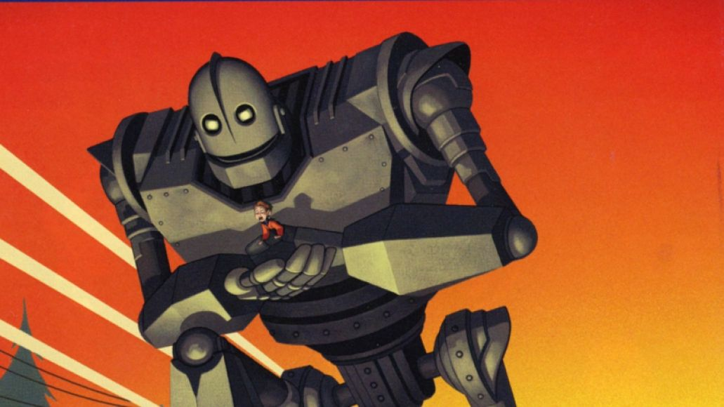 the iron giant Five Essential Movies About Human ish Robots