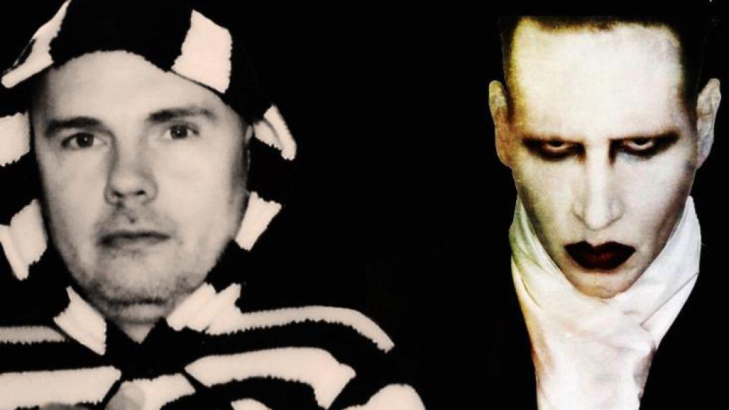 Smashing Pumpkins Marilyn Manson tour