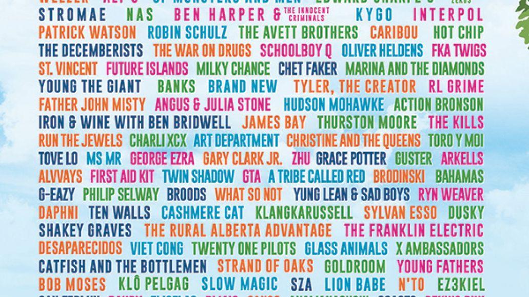 unnamed6 Update: Osheaga Music Festival reveals 2015 lineup