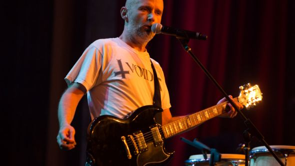 Moby, photo by Philip Cosores
