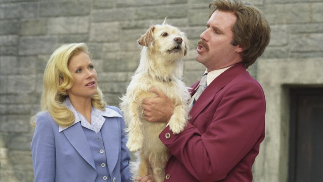 baxter anchorman The 101 Greatest Dogs in Film History